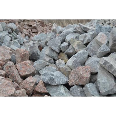 Бутовый камень в ассортименте