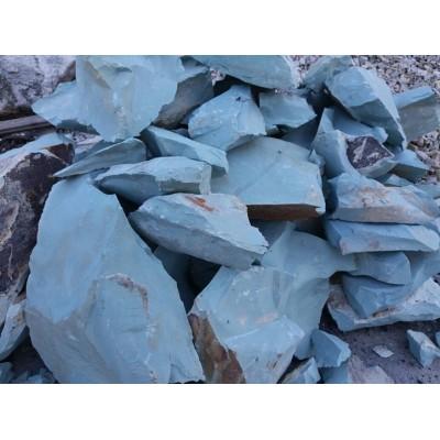 Камень бутовый зеленый