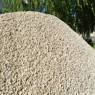 Мраморная крошка кремовая (фр. 5-10)