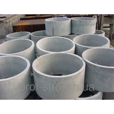 Бетонные кольца КС 2-0,9с